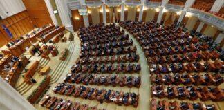 Румъния парламент