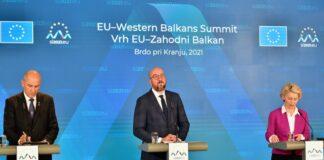 срещата ЕС Западни Балкани
