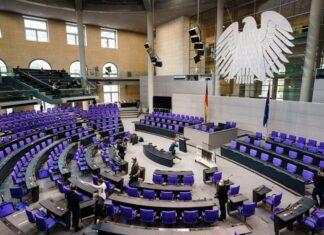 Германия, парламент