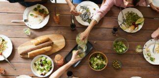 храна, маса